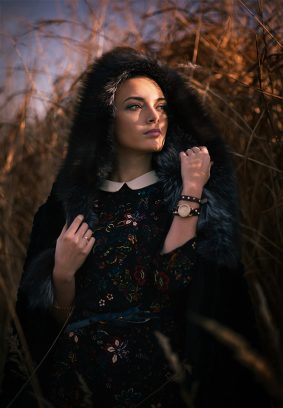 piękna Ukrainka zdjęcia fotograf