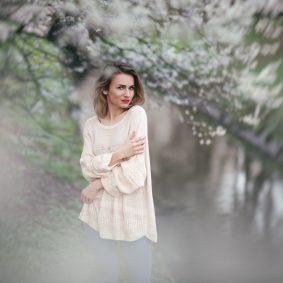 zdjęcia na dworze Lublin modelki sesja piękna pamiątka Dejneka Piotr