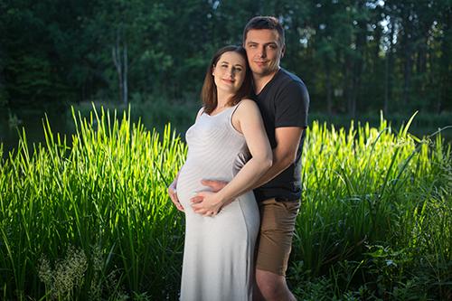 zdjęcia ciążowe lublin fotograf