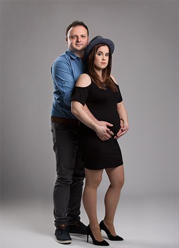 sesje ciążowe lublin foto