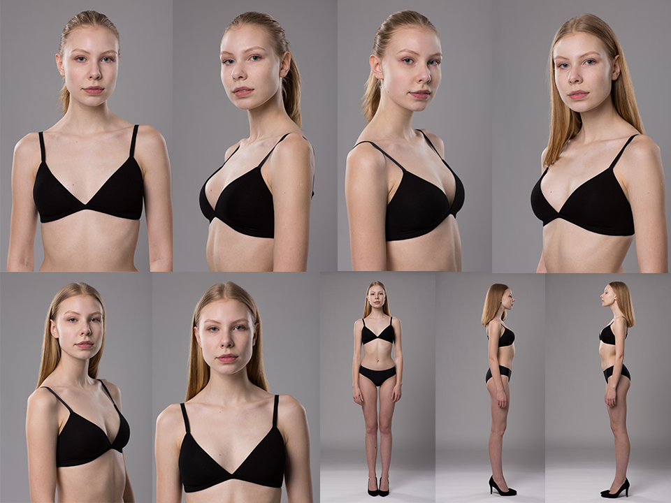 zdjęcia testowe modelek lublin lubelskie fotografia Piotr Dejneka
